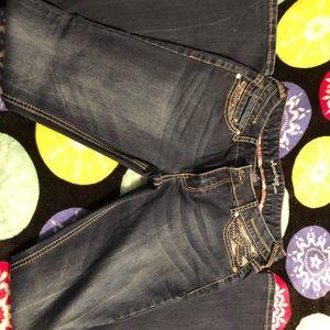 Juniors Amethyst jeans size 11 regular